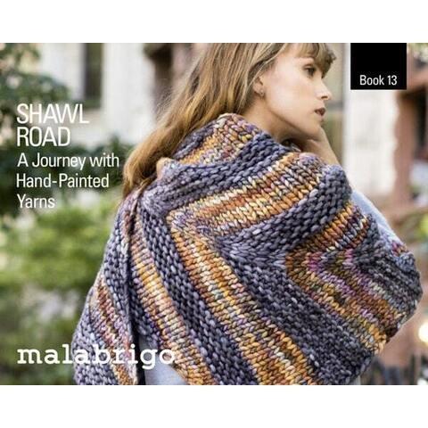 Malabrigo Book 13 - Shawl Road