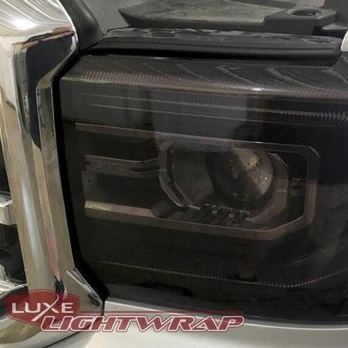 LUXE LightWrap™ Mid Smoke Gloss (VLT 24%)