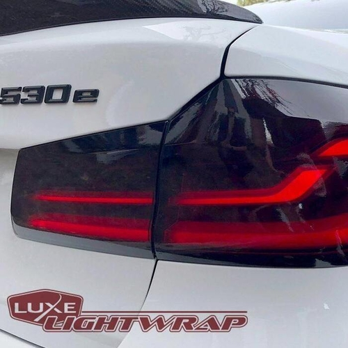LUXE LightWrap™ Dark Smoke Gloss (VLT 12%)