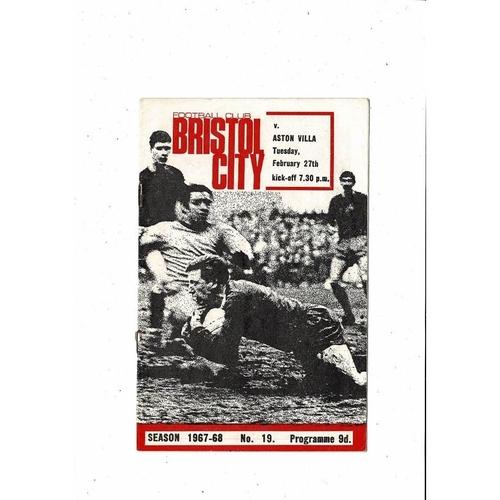 Bristol City Home Football Programmes