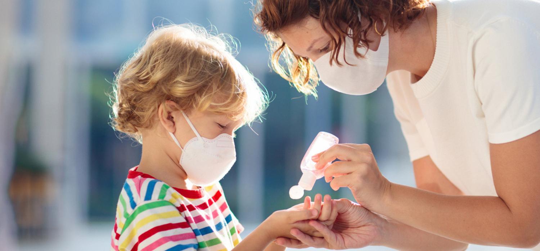 Coronavirus face masks UK