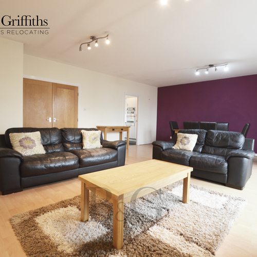 Renting in Cardiff - 3 Bedroom Duplex Apartment, Cardiff Bay