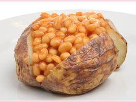 Jacket Potato Mobile Catering Menu