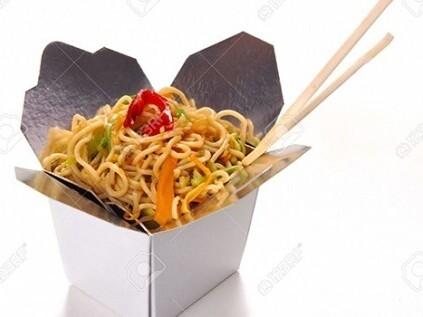 Chinese Food Mobile Catering Menu
