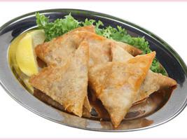 Indian Food Mobile Catering Menu