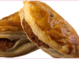 Pie and Pasty Mobile Catering Menu