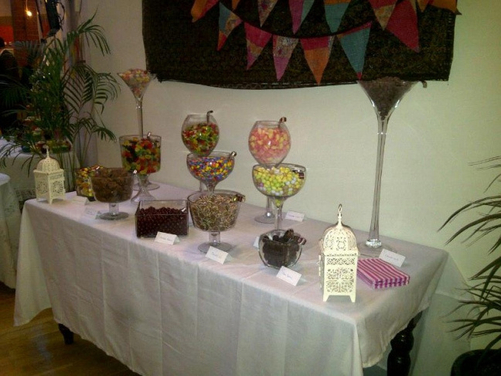 Confectionery/Fun Foods/Chestnuts Mobile Catering Menu
