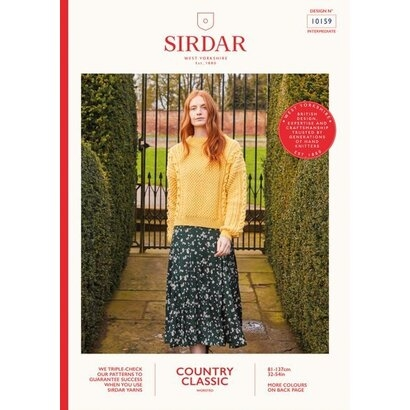 Sirdar Country Classic Worsted 10159