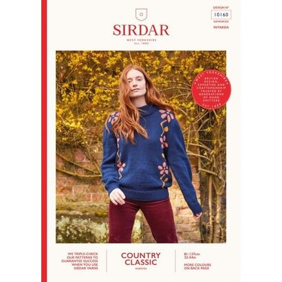 Sirdar Country Classic Worsted 10160