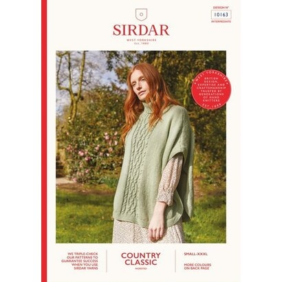 Sirdar Country Classic Worsted 10163