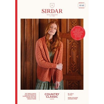 Sirdar Country Classic Worsted 10165