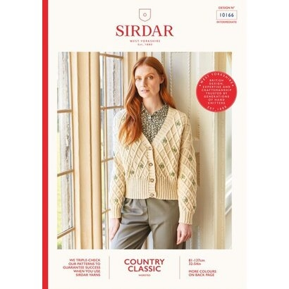 Sirdar Country Classic Worsted 10166