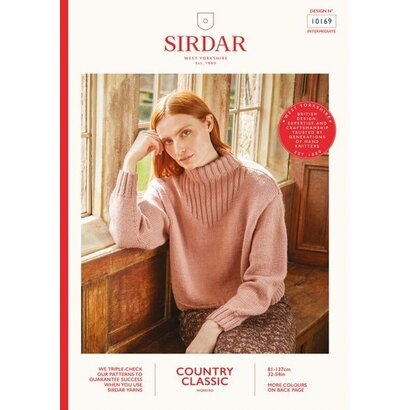 Sirdar Country Classic Worsted 10169