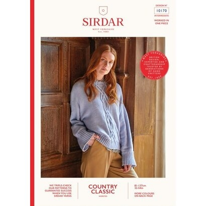 Sirdar Country Classic Worsted 10170