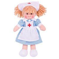 Rag Doll Nurse 28cm