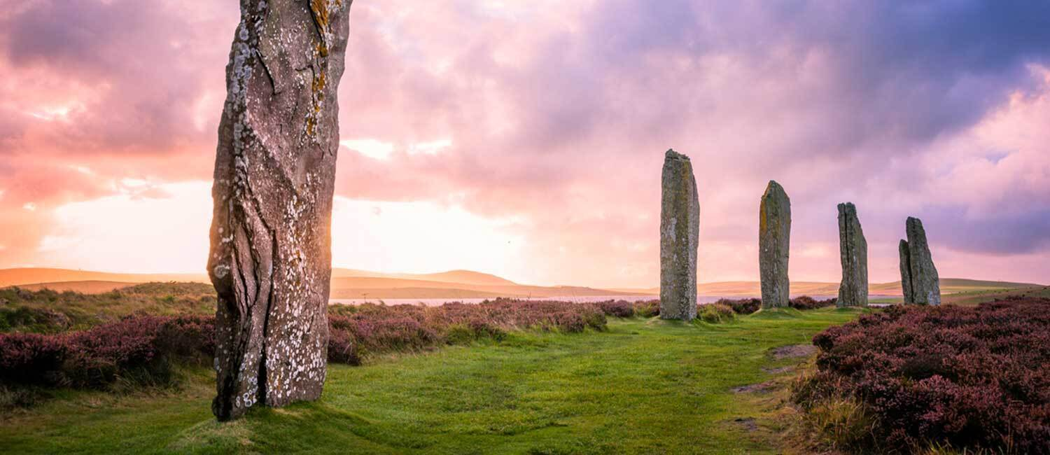 holiday accommodation in Orkney