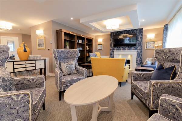 St. Marys care home completed!