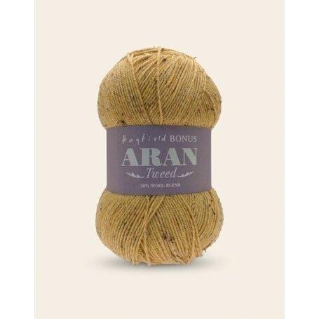 Hayfield Bonus Aran Tweed With Wool