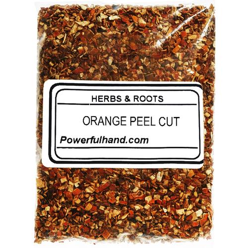 Orange Peel Cut Herb