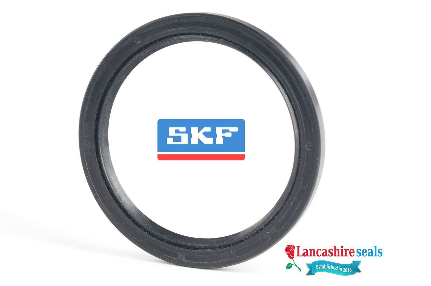 R23 Double Lip Viton Rubber Metric Shaft Oil Seal with Spring 20x40x10mm TC