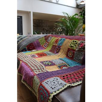 CAL 17 by Lisa Richardson - Crochet - Felted Tweed DK