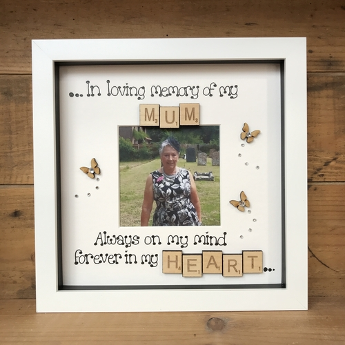 """"""" In Loving Memory """" frame"""