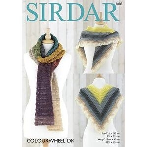 Sirdar Colourwheel Dazzle 8083