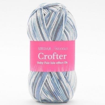Sirdar Snuggly Crofter 4ply