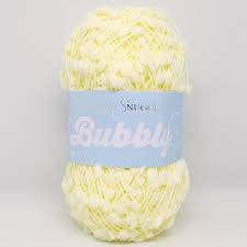 Sirdar Snuggly Bubbly x 10 balls (same colour)