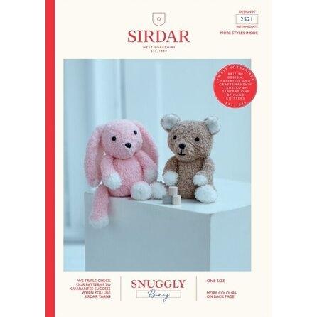 Sirdar Snuggly Bunny 2521