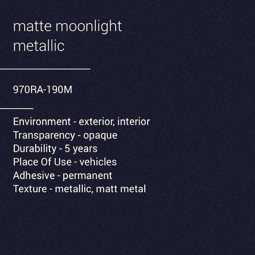 ORACAL® 970RA-190M - Matte Moonlight Metallic