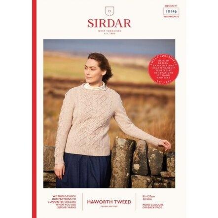 Sirdar Haworth Tweed DK 10146