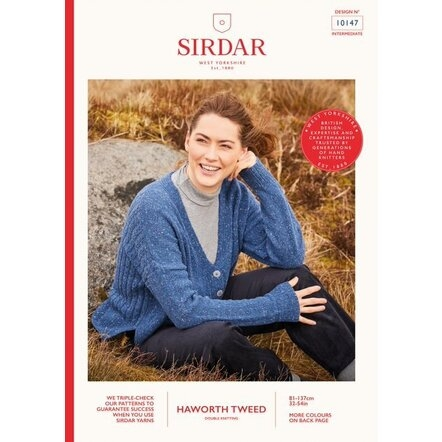 Sirdar Haworth Tweed DK 10147