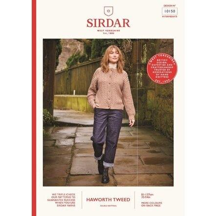 Sirdar Haworth Tweed DK 10150