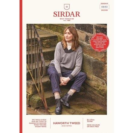 Sirdar Haworth Tweed DK 10151