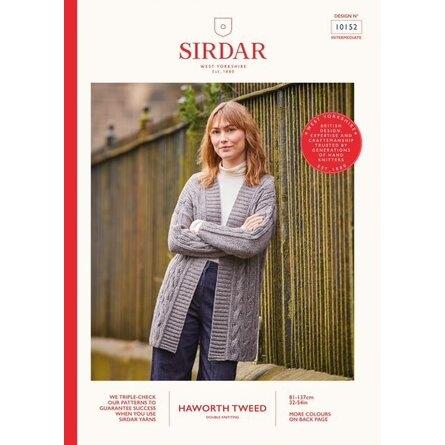 Sirdar Haworth Tweed DK 10152