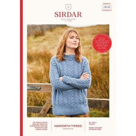 Sirdar Haworth Tweed DK 10153