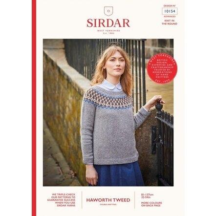 Sirdar Haworth Tweed DK 10154