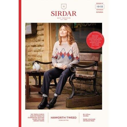 Sirdar Haworth Tweed DK 10155