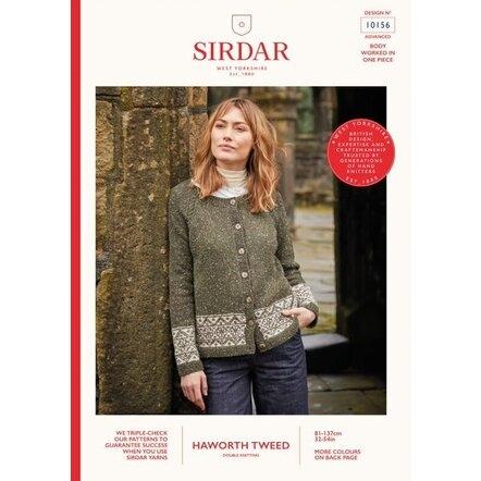 Sirdar Haworth Tweed DK 10156