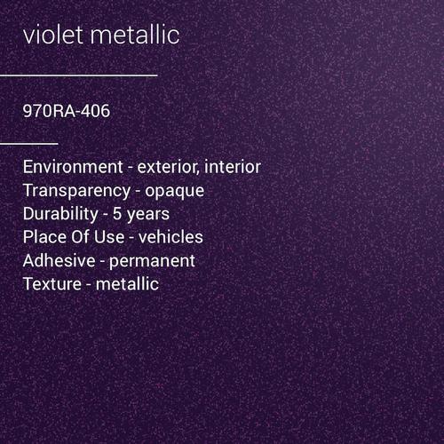 ORACAL® 970RA-406 - Violet Metallic