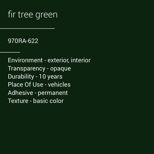 ORACAL® 970RA-622 - Fir Tree Green