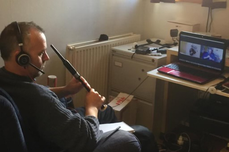 Zoom Bagpipe Maintenance & Tuning