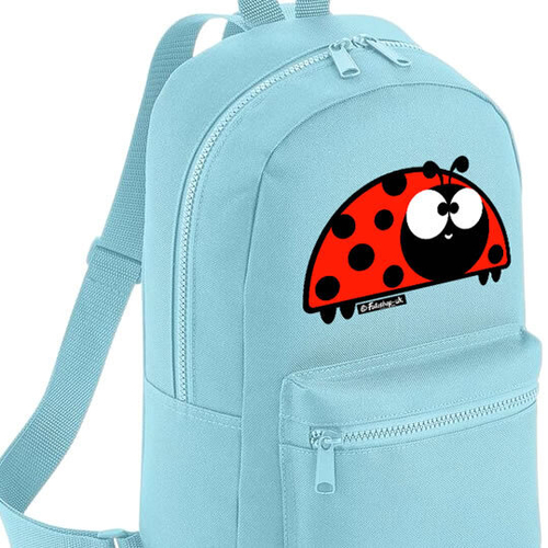 'New Ladybird' Mini Backpack