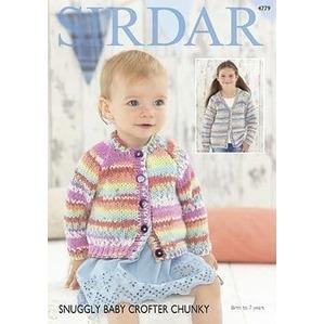 Sirdar Snuggly Crofter Chunky 4779