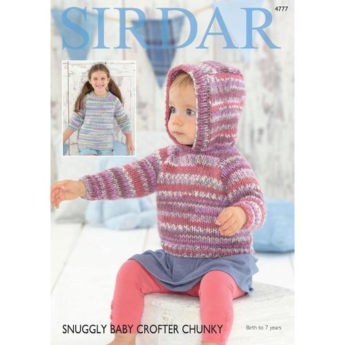 Sirdar Snuggly Crofter Chunky 4777