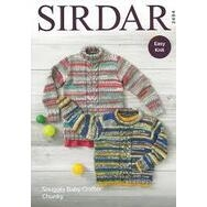 Sirdar Snuggly Crofter Chunky 2494