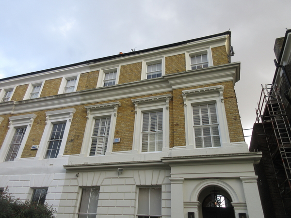 Detailed Structural Building Survey In Highgate