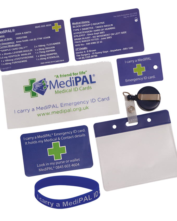 Update your MediPAL®  card