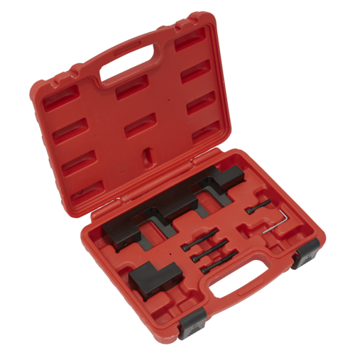 Diesel Engine Timing Tool Kit Chain in Cylinder Head - Vauxhall/Opel 2.0CTDi - Sealey - VSE5741